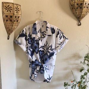 🏝VTG PALMWAVE original Hawaiian shirt